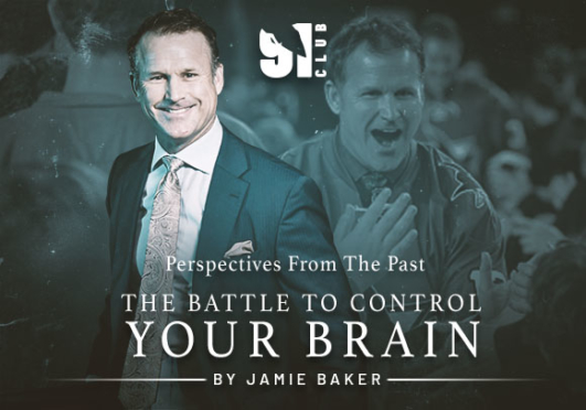 jamie baker perspectives from the past